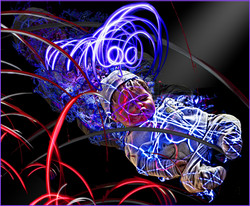 Light Painting - No Strings Attached