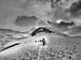 Hiking at Dusk Antarctica