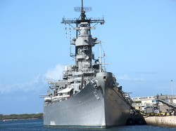 The Last Battleship - USS Missouri