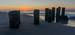 Sunrise over Holgate