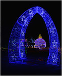 Lights Through the Arch