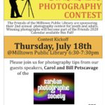 Milltown Library Summer Photography Contest